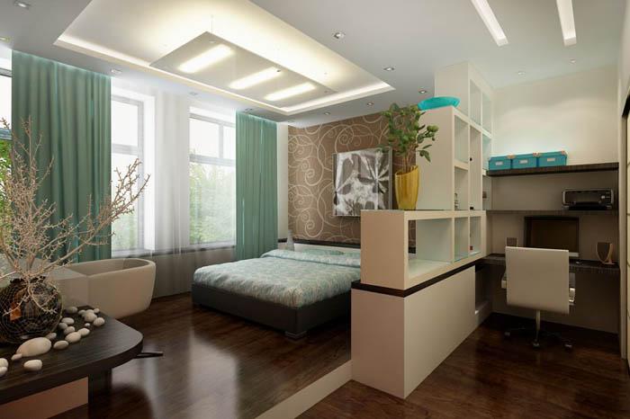 Спальни в хрущевке дизайн