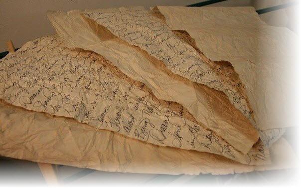 Самодельная бумага своими руками