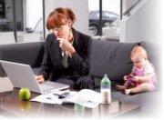 Как зарабатывать, сидя в декретном отпуске?