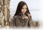 Как одеться зимой красиво