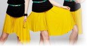 Как сшить юбку-полусолнце?