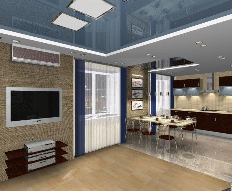 дизайн кухни студии идеи оформления дизайна кухни студии