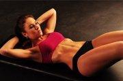 Упражнения пилатес для плоского живота