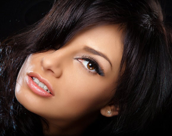 Основные правила нанесения вечернего макияжа