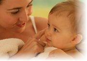 Аллергия у новорожденного малыша
