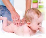 Массаж для новорожденного ребенка