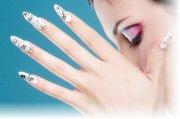 Как приклеить накладные ногти