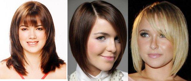 Прически на средние волосы русые волосы фото