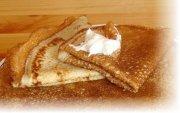 Как приготовить блины на кефире?
