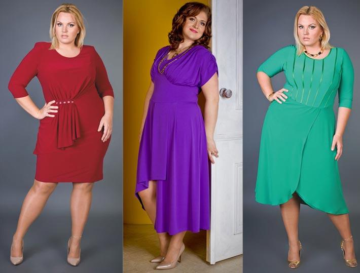Шифоновое платье выполненное в