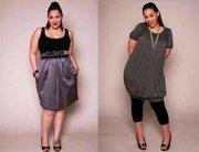Мода для полных девушек и женщин
