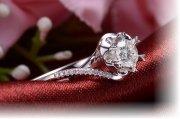 Как узнать размер кольца у девушки