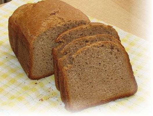 Как испечь хлеб в духовке дома рецепт с
