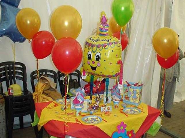 Детский стол на день рождения: 70 фото и 10 подсказок 19