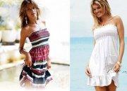 Как сшить пляжное платье?