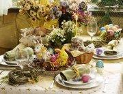 Как украсить праздничный стол?