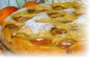 Как сделать пирог из абрикосов?
