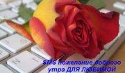 СМС пожелания доброго утра для любимой девушке