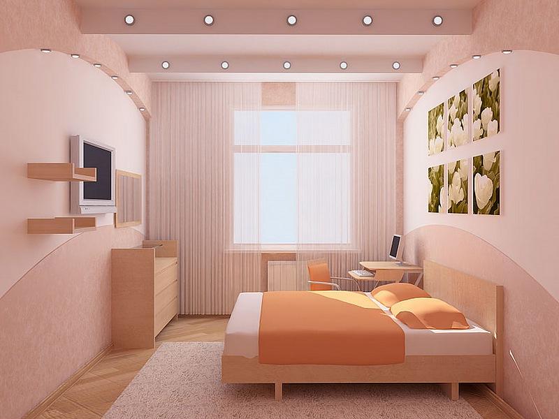 Фото интерьеров в маленьких комнатах