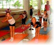 Гимнастика для детей в стихах