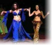 Танец живота Вина и Нина видео