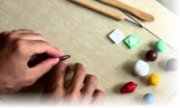 Поделки из полимерной глины видео