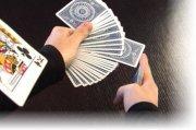 Бесплатные карточные фокусы видео