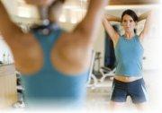 Упражнения для спины с гантелями