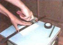 Видеоуроки о том как резать плитку, стекло и гипсокартон
