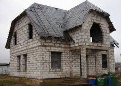 Видеоуроки о том, как построить дом из пеноблоков своими руками