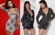 Коктейльные клубные платья 2016
