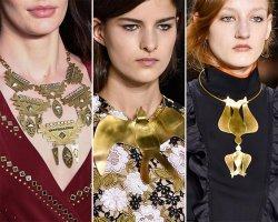 Модные ювелирные украшения 2021