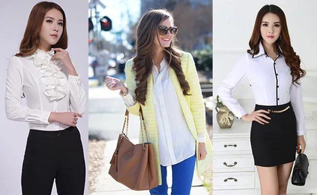 Мода Женские Блузки
