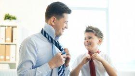 Как вырастить сына настоящим мужчиной?